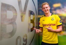 "BVB tęsia apsipirkinėjimą: iš ""Bayer"" įsigytas J. Brandtas"