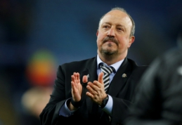 """""""Newcastle"""" kapitonas J. Lascellesas: """"Visi norime, kad Benitezas liktų"""""""