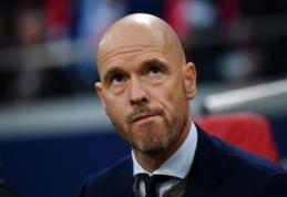 """""""Ajax"""" treneris pakartojo J. Cruyffo pasiekimą"""