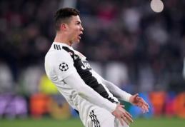 C.Ronaldo neatmeta galimybės tapti treneriu