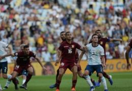 Argentina ir Čilė – Pietų Amerikos čempionato pusfinalyje
