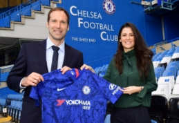 """Karjerą baigęs P. Čechas sugrįžta į """"Chelsea"""" klubą"""