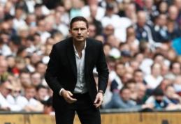 """""""Chelsea"""" dominantis F. Lampardas pradėjo derybas su """"Derby County"""""""