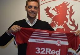"""""""Middlesbrough"""" trenerio kėdėje – blogiausias 21-ojo amžiaus """"Real"""" pirkinys"""