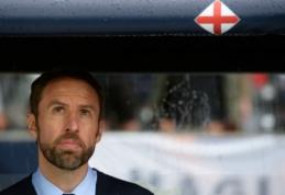G. Southgate'as nesiruošia keisti Anglijos rinktinės žaidimo stiliaus
