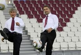 """Fiorentina"" ketina susigrąžinti klubo legendas"