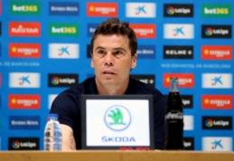 """""""Real Betis"""" surado naują trenerį"""