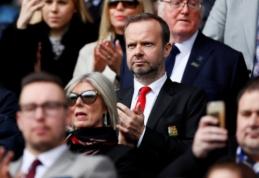 """L. van Gaalas: """"Woodwardas nieko nenutuokia apie futbolą"""""""