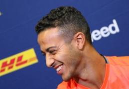 """Thiago: """"Aš esu prieš VAR, tai atima futbolo grožį"""""""