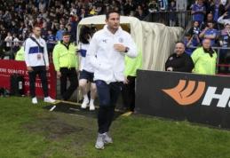 """D. Luizas apie F. Lampardą: """"Jis nebegali bėgti aikštėje ir mušti įvarčių, tačiau vis tiek yra lyderis"""""""