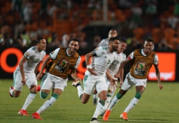 Afrikos tautų taurės finale – Senegalo ir Alžyro akistata