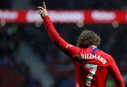"""Oficialu: """"Barcelona"""" paskelbė apie A. Griezmanno įsigijimą"""