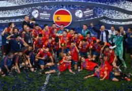 Ispanijos U-21 rinktinė – Europos čempionė