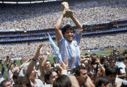 J. Kloppas: D. Maradona net apšilimo metu būdavo ypatingas