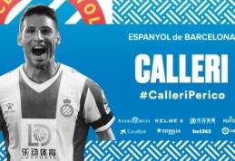 """""""Espanyol"""" sulaukė pastiprinimo puolime"""