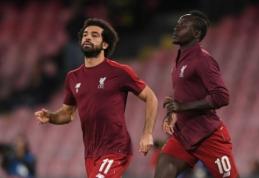 """J. Redknappas apie naują lyderį """"Liverpool"""" klube: """"Mane darosi vis labiau svarbesnis už Salah"""""""