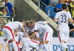 """Iki istorinio pasiekimo – žingsnis: """"Sūduva"""" dar kartą įveikė """"Maccabi"""" ir pateko į lemiamą atrankos etapą"""
