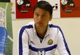 """""""Maccabi"""" treneris: """"Nėra lengva žaisti su tokia komanda kaip """"Sūduva"""""""