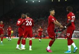 """""""Premier"""" lygos startas pažymėtas triuškinančia """"Liverpool"""" pergale"""