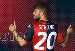 """Oficialu: """"Genoa"""" įsigijo """"Ajax"""" saugą"""