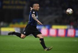 """R. Nainggolanas: """"Įrodysiu, kad """"Inter"""" dėl manęs klydo"""""""