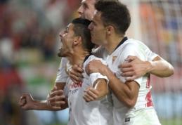 """Sevilla"" rezultatyvioje dvikovoje įveikė ""Real Sociedad"""