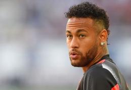 """""""Ligue 1"""": Neymaras vėl pelnė įvartį, """"Monaco"""" nudžiugino sirgalius"""