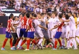 Madrido derbyje – kova dėl lyderio pozicijos (apžvalga)