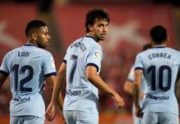 """""""Atletico"""" grįžo į pergalių kelią, Bilbao ekipa prarado lyderio poziciją"""