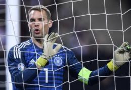 U. Hoenessas žada karą Vokietijos futbolo federacijai