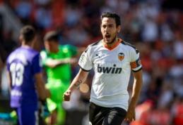 """""""Valencia"""" prarado taškus, """"Real Sociedad"""" ir """"Athletic"""" šoktelėjo aukštyn"""