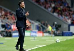 """D. Simeone: """"Taškas prieš """"Juventus"""" yra labiau nei pelnytas"""""""