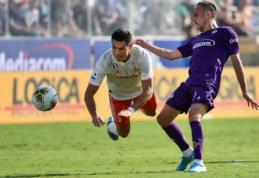 """""""Juventus"""" prarado pirmuosius taškus """"Serie A"""" pirmenybėse"""