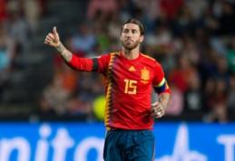S. Ramosas pakartojo I. Casillaso rekordą
