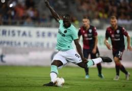 """""""Cagliari"""" fanai vėl įsivėlė į rasizmo skandalą"""