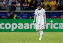 L. Messi grįžta į Argentinos rinktinės sudėtį