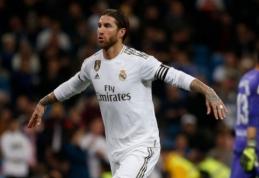 S. Ramosas pakartojo L. Messi pasiekimą