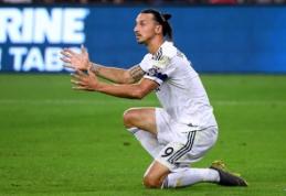 """Z. Ibrahimovičius: """"Jeigu paliksiu MLS, niekas nebeprisimins šios lygos"""""""