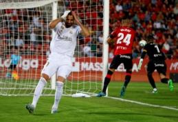 """Ispanijoje – pirmoji """"Real"""" ekipos nesėkmė"""