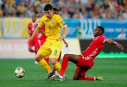 """""""Chelsea"""" susidomėjo Ukrainos rinktinės saugu"""