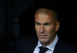 """Su P. Pogba Dubajuje susitikęs Z. Zidane'as: """"Tai buvo tiesiog atsitiktinumas"""""""