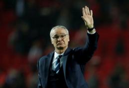 "C.Ranieri sulaukė ""Sampdoria"" kvietimo"