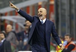 """Oficialu: S. Pioli stoja prie """"AC Milan"""" vairo"""