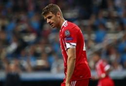"T. Mulleris planuoja palikti ""Bayern"""