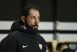 """Ispanijoje stringantis """"Espanyol"""" pakeitė trenerį"""