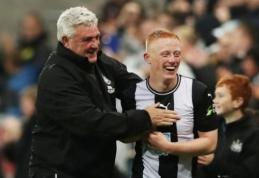 """Man United"" paskandinęs M. Longstaffas prieš rungtynes beveik nemiegojo"