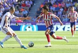 "Vėl puolime strigęs ""Atletico"" neįveikė ""Real Valladolid"" ekipos"