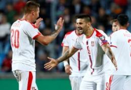 Serbų treneris paskelbė į Vilnių atvyksiančio savo žvaigždyno sąrašą