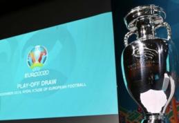 Ištraukti Europos čempionato atkrintamųjų varžybų burtai