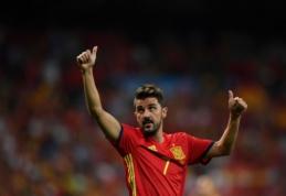 D. Villa po sezono atsisveikins su futbolininko karjera